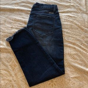 Kan Can Cropped Jean